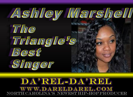 Ashley Marshell—The Triangle's Most Promising Billboard Hot 100 Female Singer