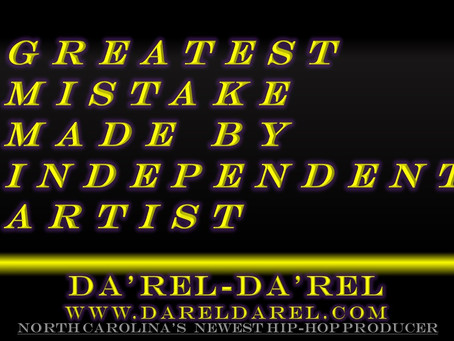 Greatest Mistake by Independent Artists: The Chorus