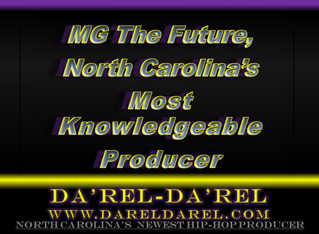 MG The Future, North Carolina's Most Knowledgeable Producer