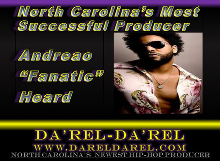 """North Carolina's Most Successful Producer""--Andreao Fanatic Heard*"