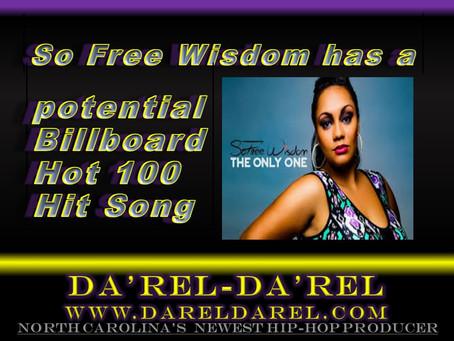 So Free Wisdom Has Billboard Hot 100 Potential