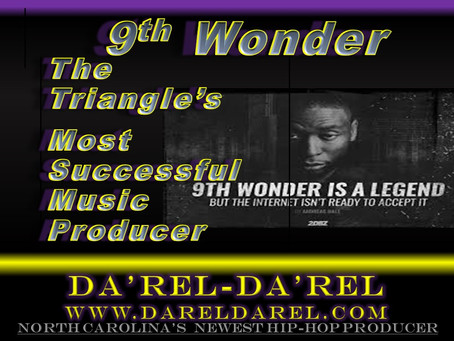 9th Wonder—The Triangle's Most Successful Music Producer