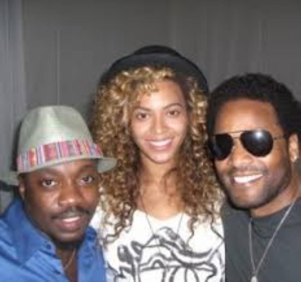 Producer Fanatic, Beyonce, & Anthony Hamilton
