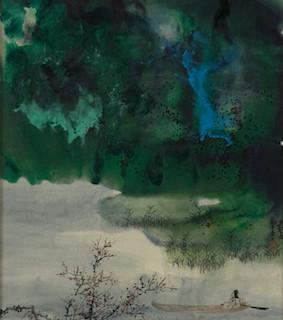 Chang Dai-chien (Zhang Daqian)
