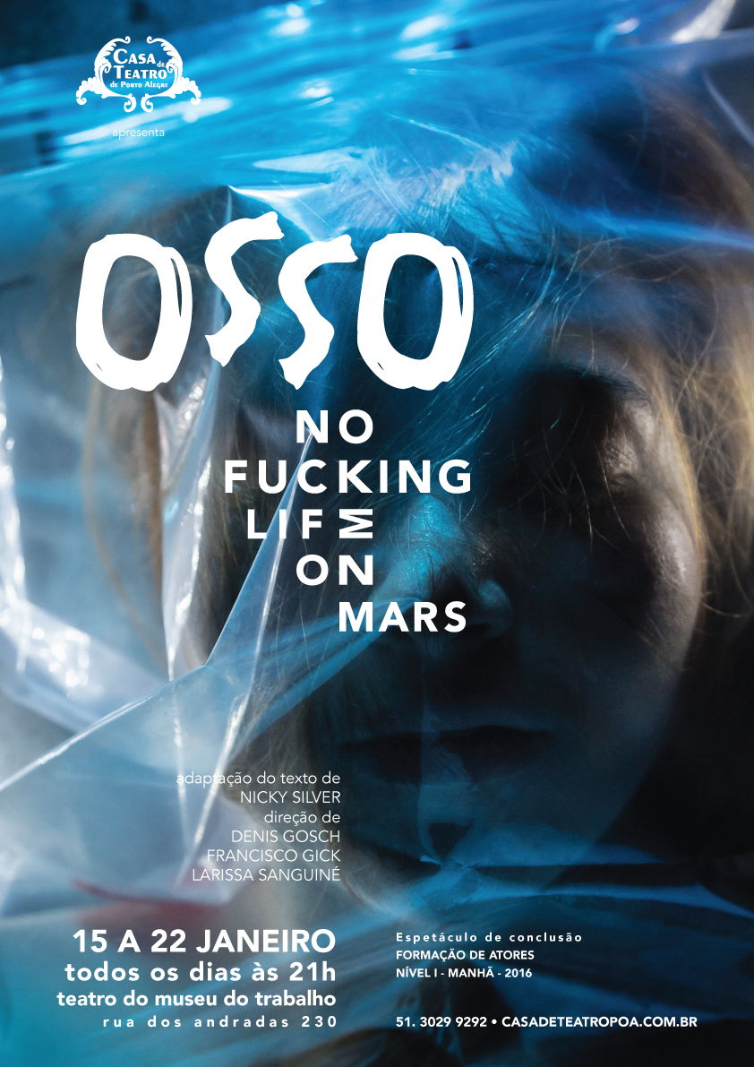 OSSO - no fucking life on mars