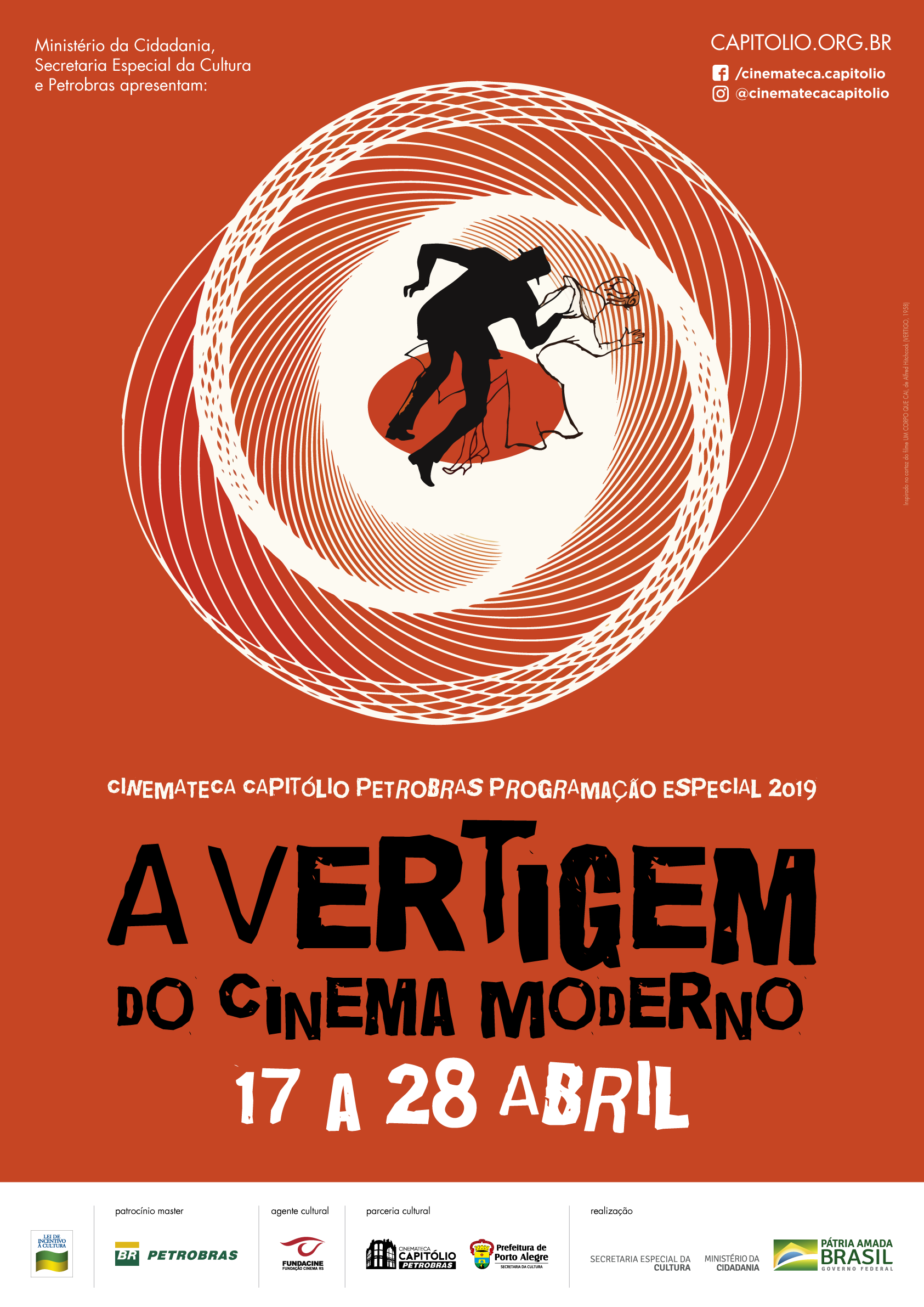 A Vertigem do Cinema Moderno