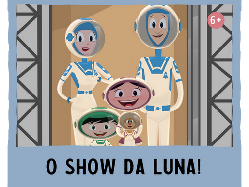 O show da Luna!
