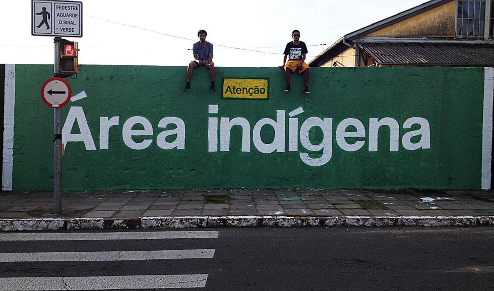 Área indígena