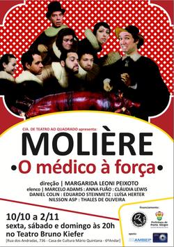 Molière - O médico à força