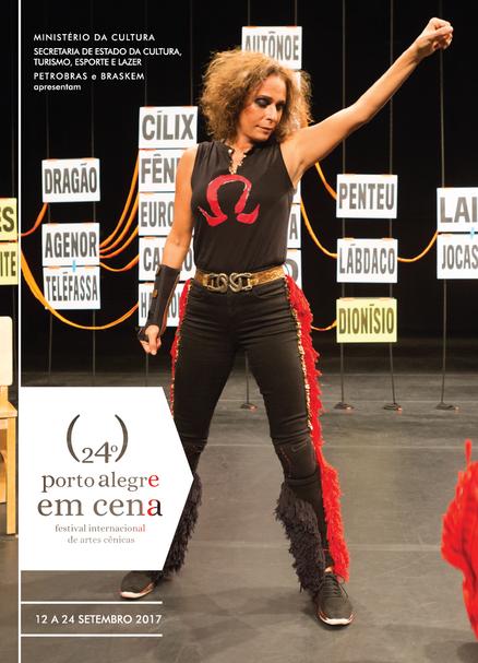 Catálogo On-line | 24º Porto Alegre em Cena