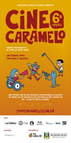 Cine Caramelo 6ª edição