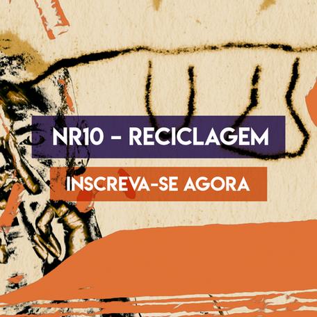 Curso gratuito: NR-10 Reciclagem