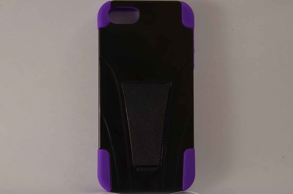 iPhone 5 Hybrid Case With Kickstand