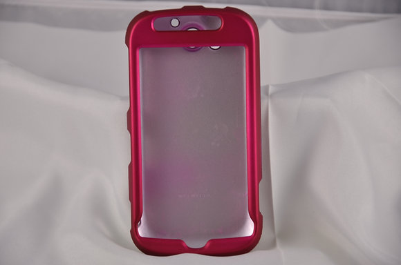 Red HTC MyTouch 3G Case-944