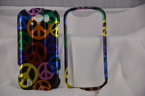 Peace Symbol MyTouch 4G snap on case-994