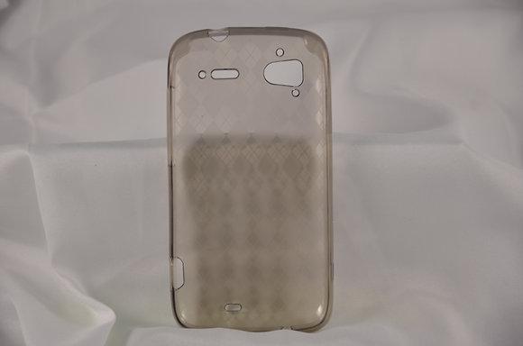 Clear HTC Sensation Case-982