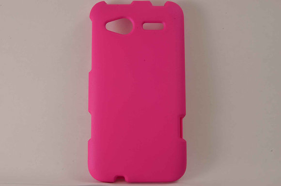 Pink Snap on Case for HTC Radar-1310
