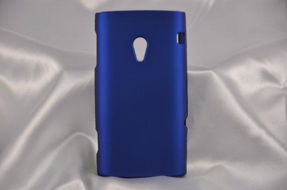 Blue Sony Ericcson Xperia X10 Case-942