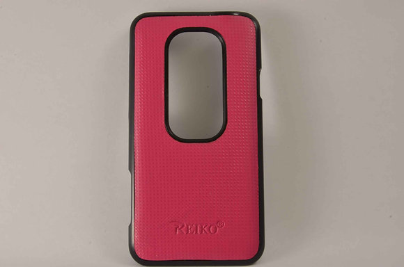 Leather Protector case for HTC Evo 3D