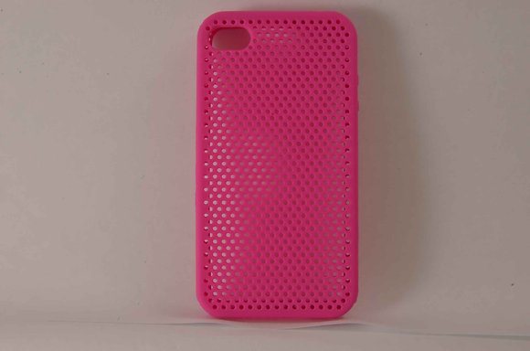 Silicone iPhone 4/4S case-1836