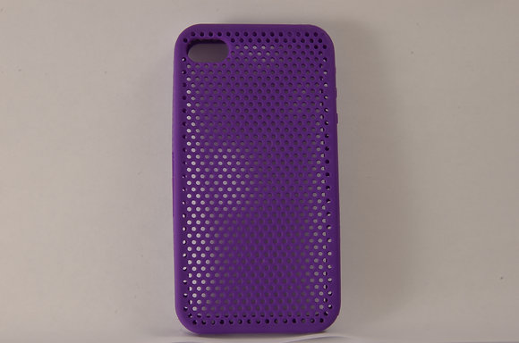 iPhone 4/4S Silicone Case - 1836