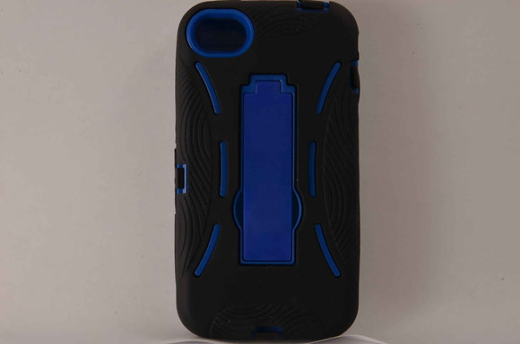 iPhone 4/4s Premium Hybrid Case - 1287