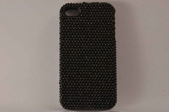 Black Studded iPhone 4/4S case - 1289