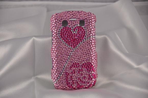 Blackberry 9700 Pink Diamond Case-1317
