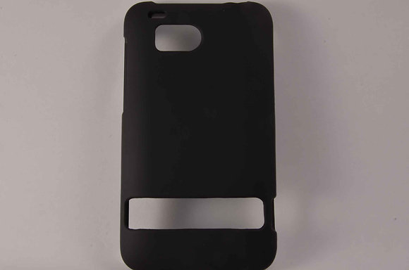 Black Snap on Case for HTC Thunderbolt- 1038