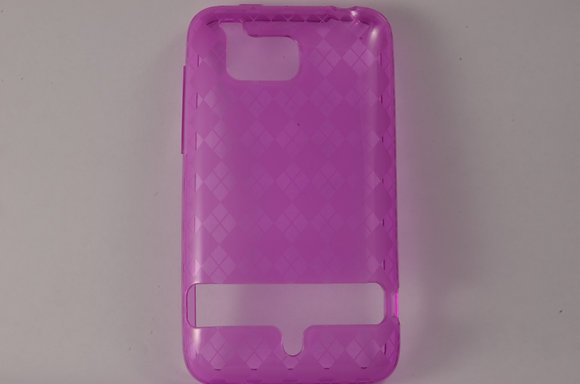 Pink Flexi Case for HTC Thunderbolt-1038