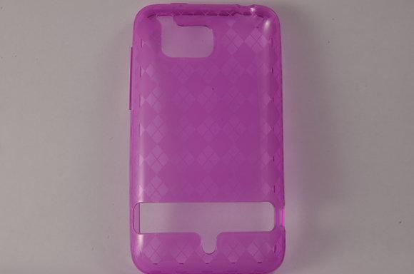Pink Flexi Case for HTC Thunderbolt-1038