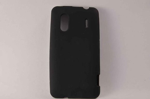 Black Jelly Case for HTC Evo Design 4G-2081