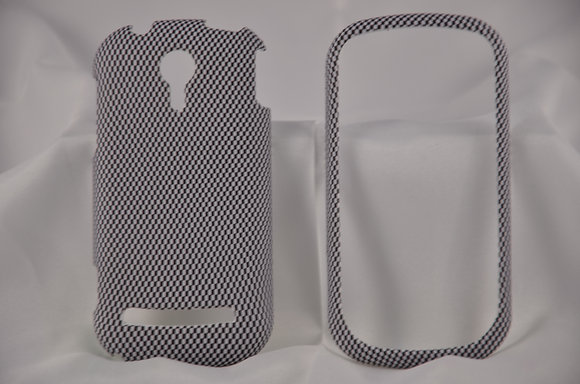 LG Quantum Checkered Snap On Case-1307
