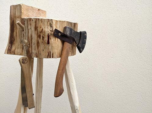 Spoon Carving Axe Block
