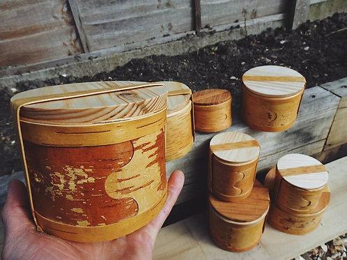 Bark Container Workshop