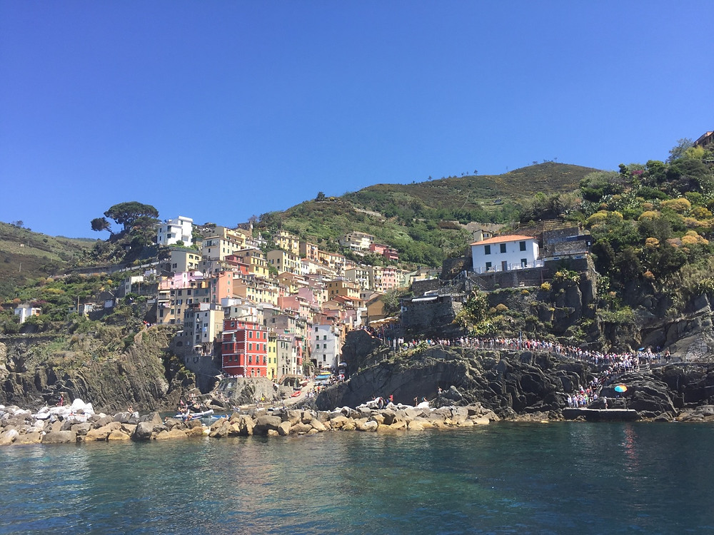 Le Cinque Terre, Liguria