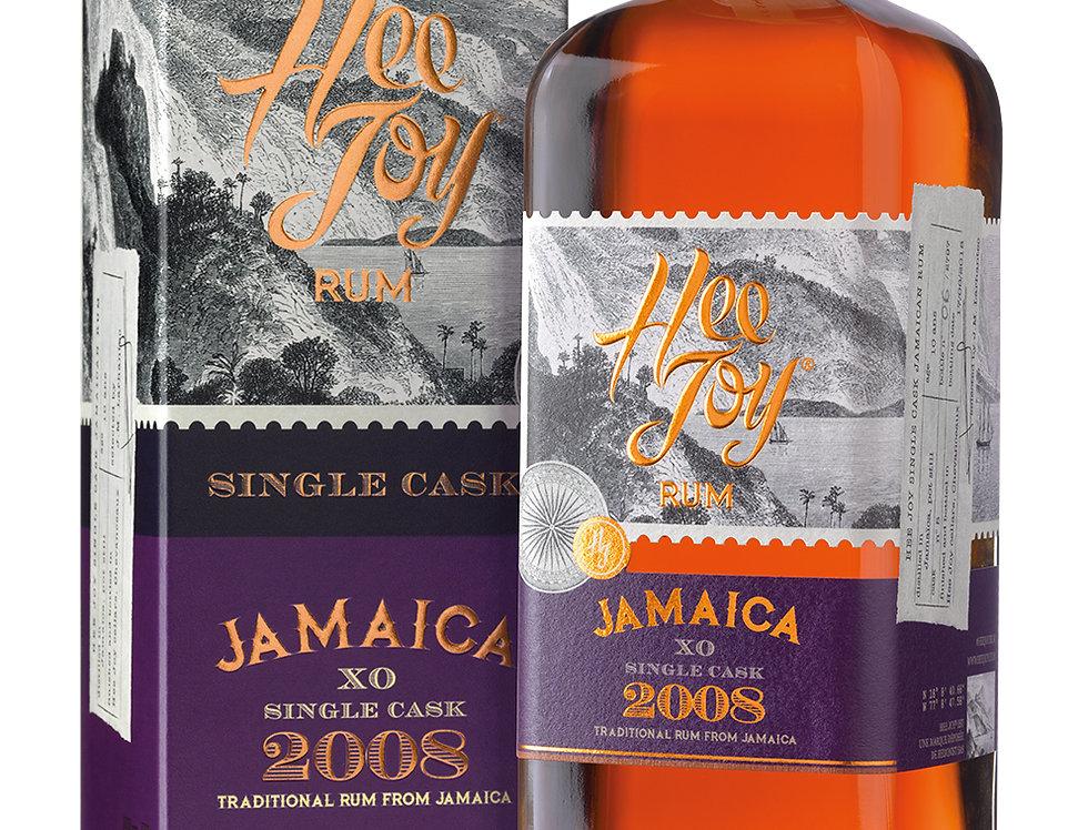 Hee Joy®  XO Single Cask Jamaïca 2008