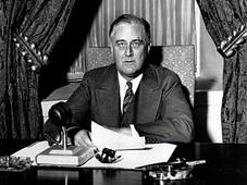 第二章  罗斯福:大政府与独裁者的变奏曲(上)