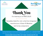 Thank you for meeting us at NAEE 2019!