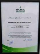 RenewSys - NAEE 2019 Award