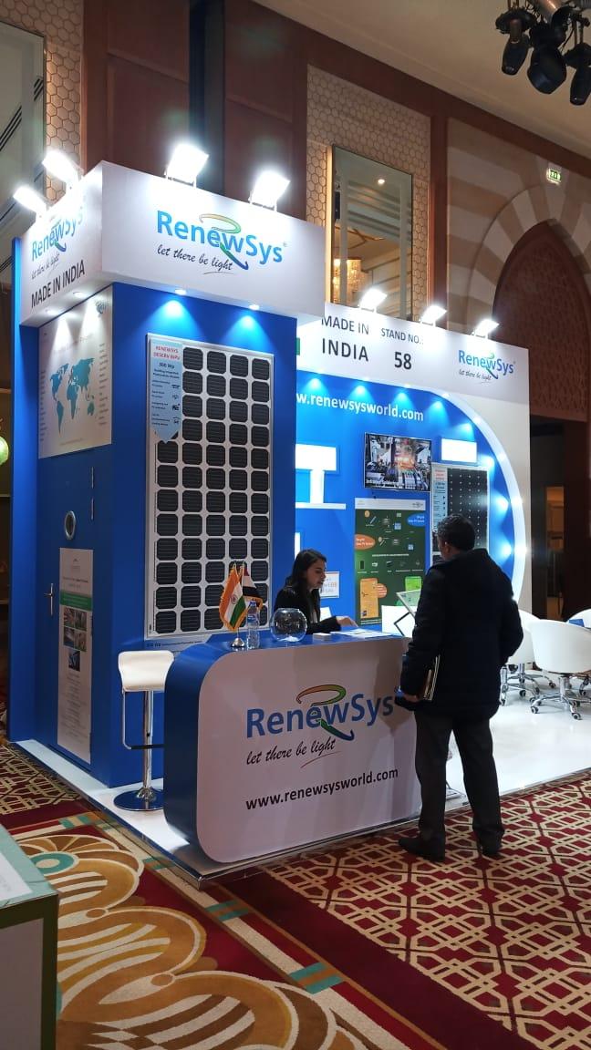RenewSys at MENA 2019