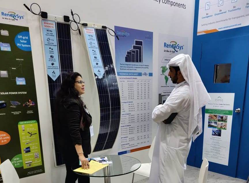 RenewSys _WFES 2019, Abu Dhabi