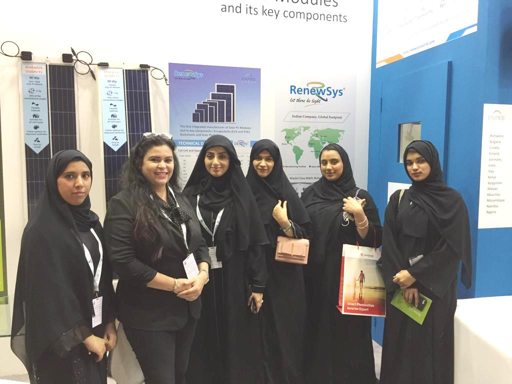 RenewSys Booth at WFES 2019