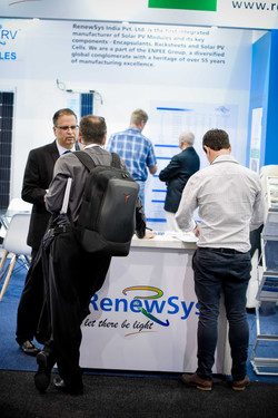 Solar Show Africa 2019-RenewSys India Pv