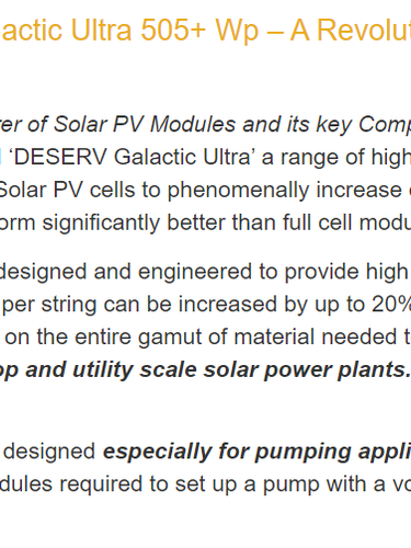 RenewSys Galactic Ultra, Clean Energy.png
