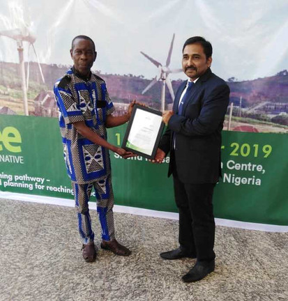NAEE 2019 RenewSys wins an Award at NAEE