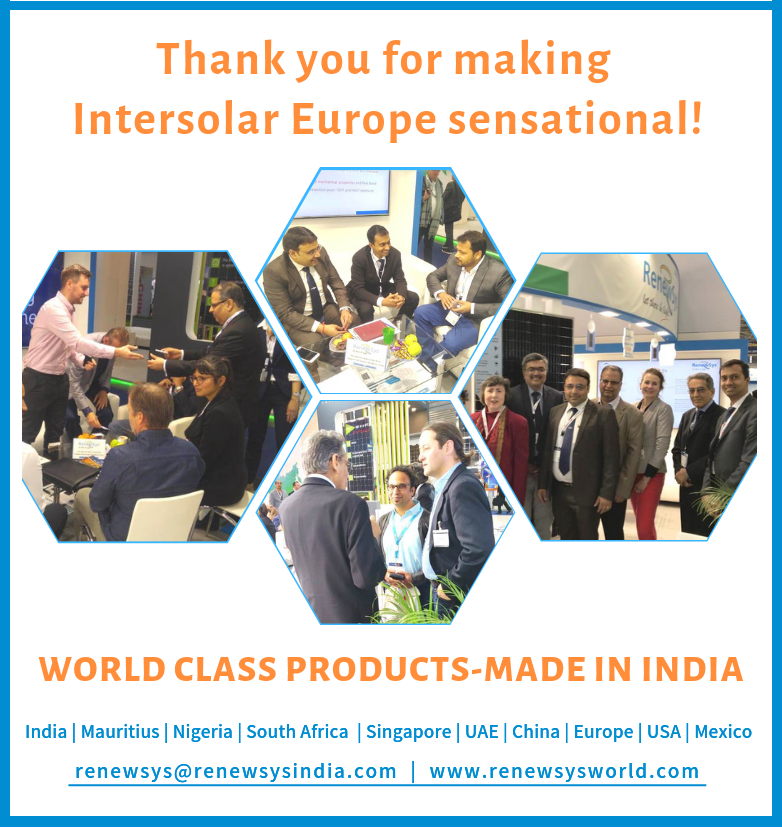 Thank you for making Intersolar Europe 2