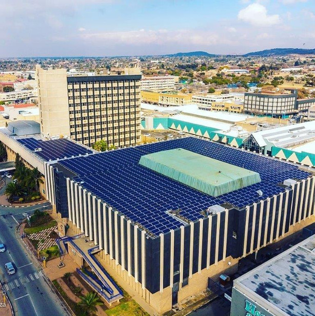 Ekurhuleni Civic Centre - 500 KW
