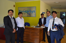 Open house at RenewSys Bengaluru