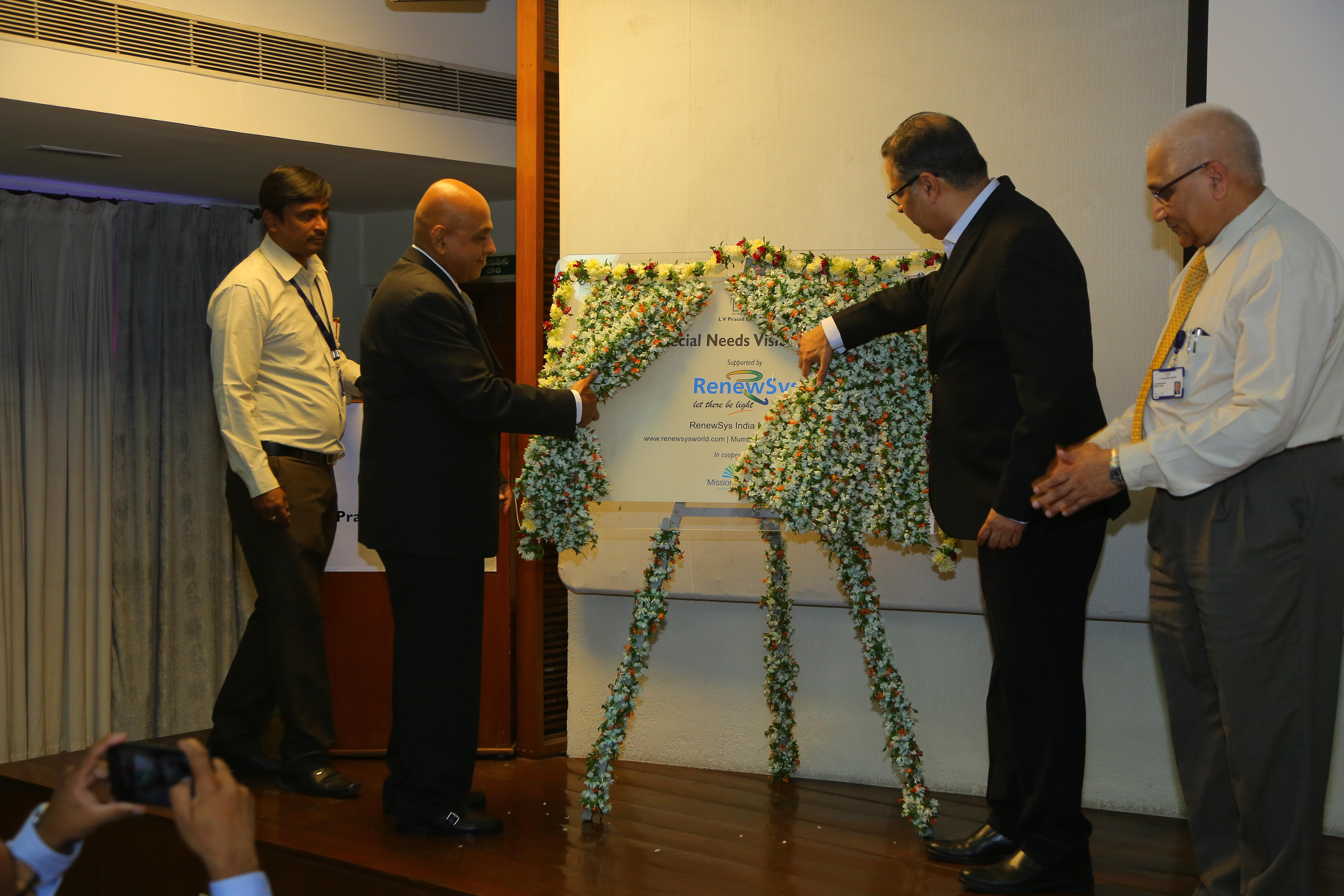 Launch of SNVC, Hyderabad